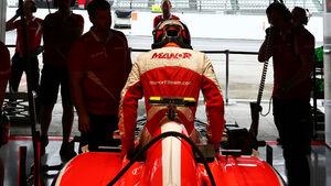 Alex Rossi - Manor - GP Japan 2015