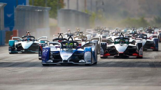 Alex Sims - Formel E - Saudi Arabien 2019