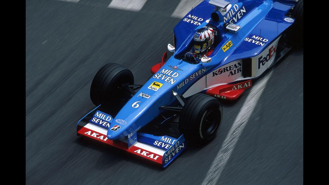 Alex Wurz - 1997 Benetton