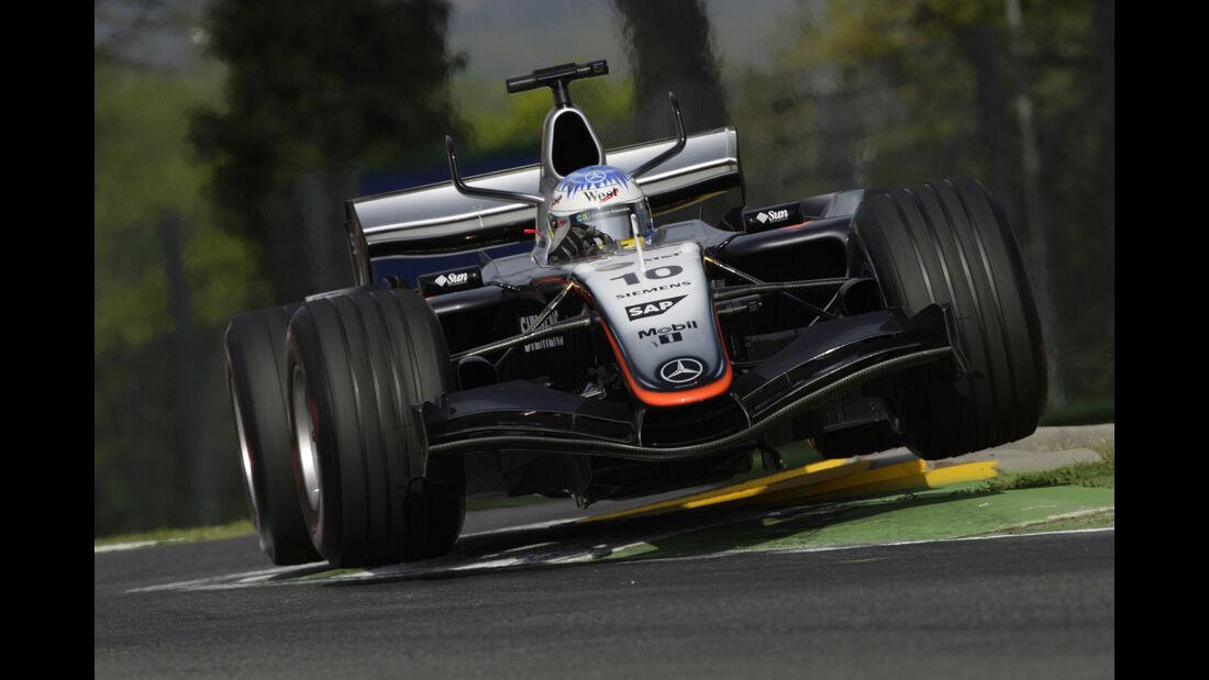Alex Wurz - 2005 McLaren