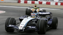 Alex Wurz - 2007 Williams