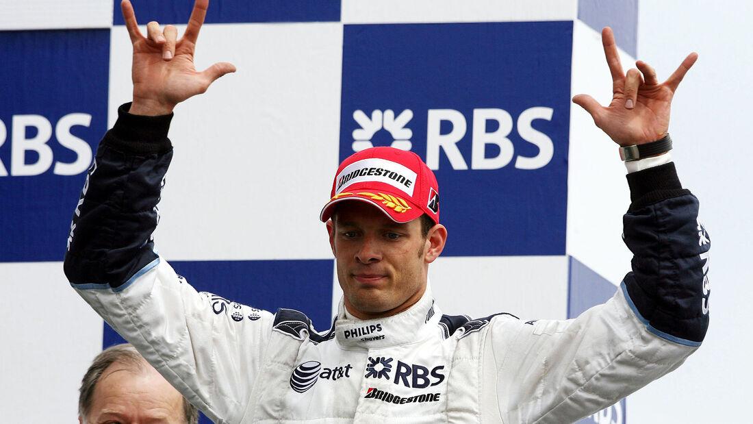 Alex Wurz - GP Kanada 2007