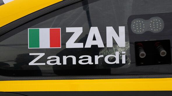 Alex Zanardi - DTM - BMW