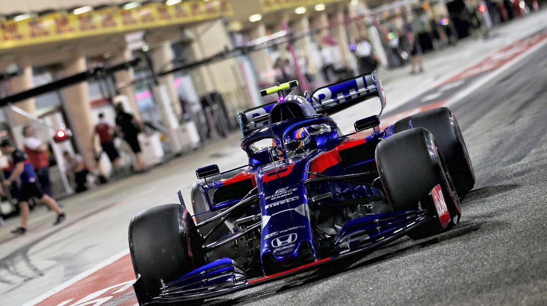 Alexander Albon - Formel 1 - GP Bahrain 2019