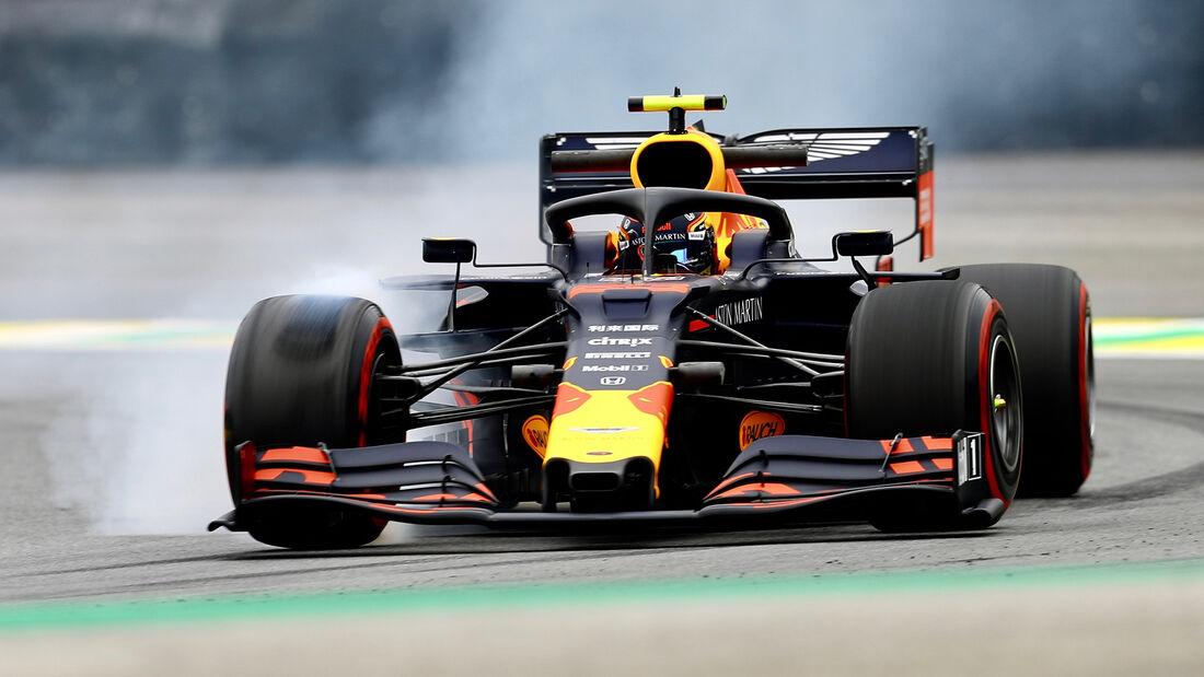 Alexander Albon - Formel 1 - GP Brasilien 2019