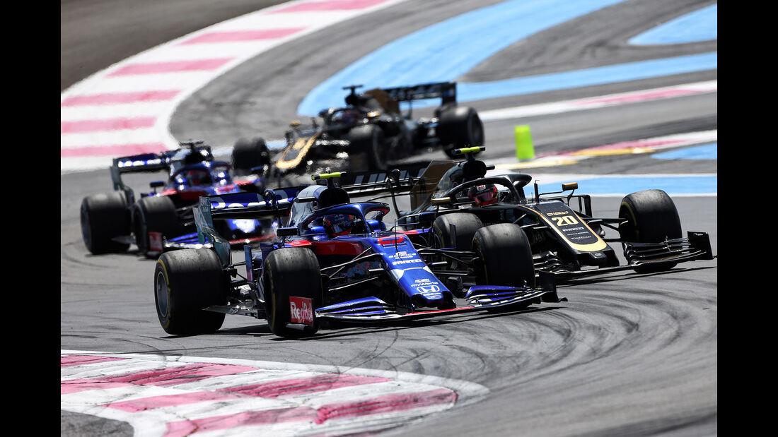 Alexander Albon - Formel 1 - GP Frankreich 2019