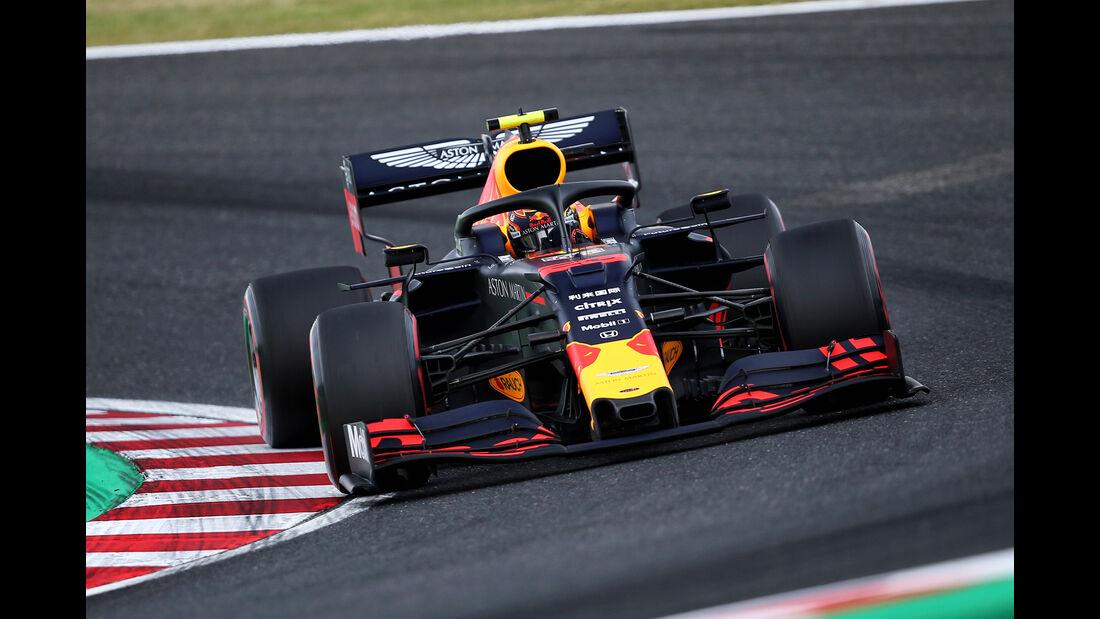 Alexander Albon - Formel 1  - GP Japan 2019