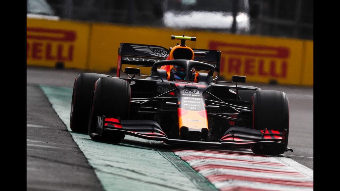 Alexander Albon - Formel 1 - GP Mexico 2019