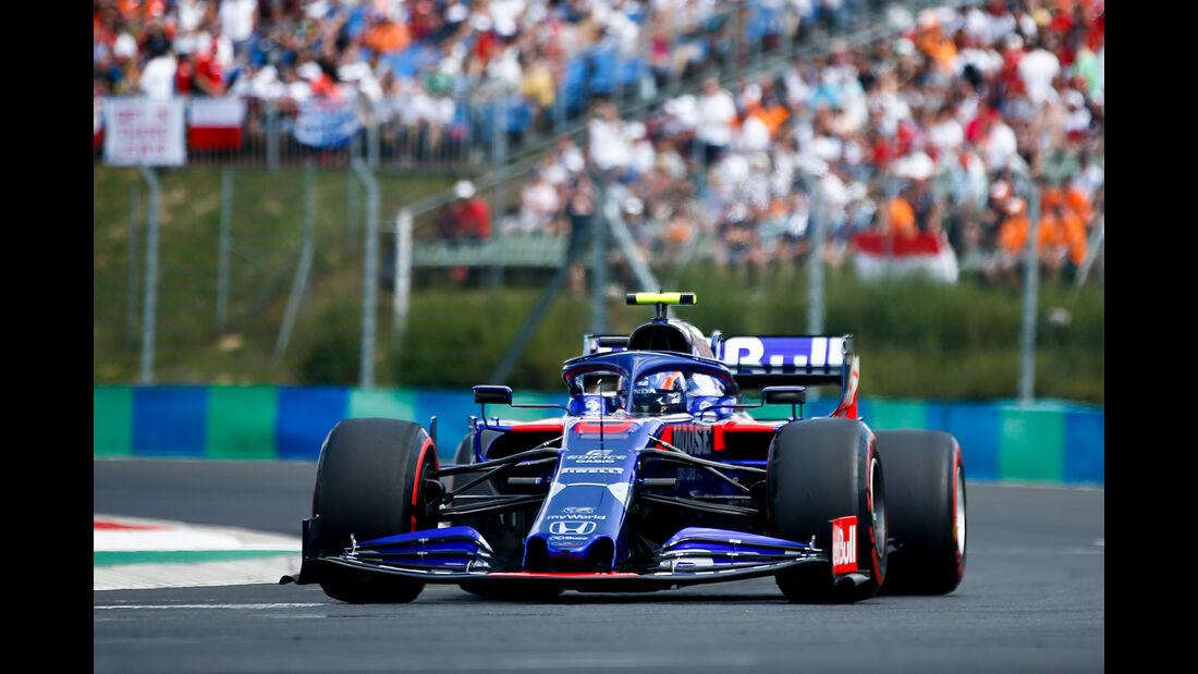 Alexander Albon - Formel 1 - GP Ungarn 2019