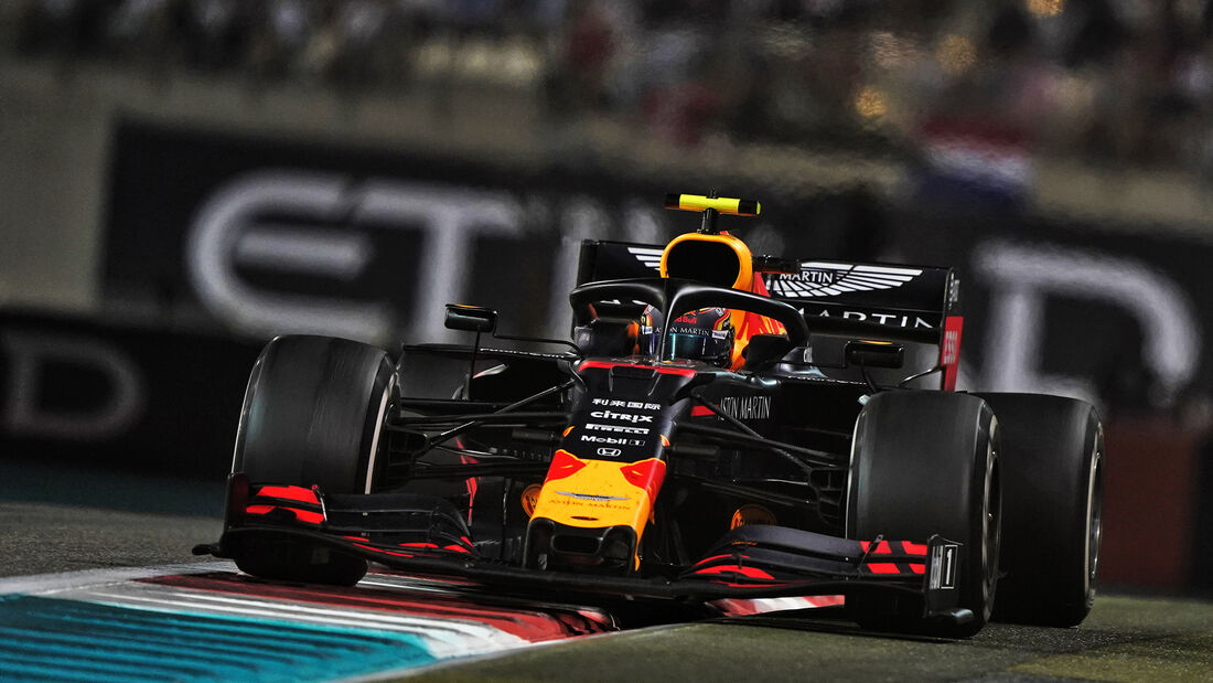 Alexander Albon - GP Abu Dhabi 2019