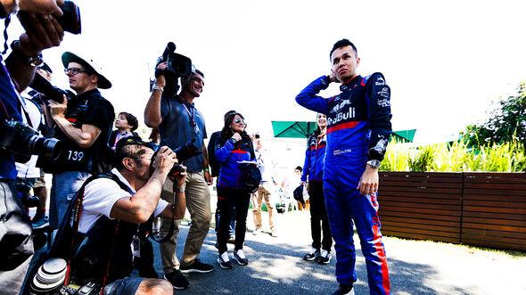 Alexander Albon - GP Australien 2019