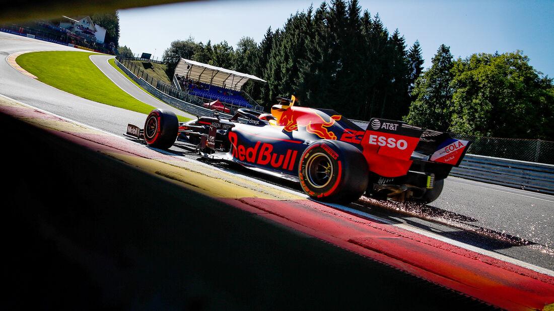 Alexander Albon - GP Belgien 2019