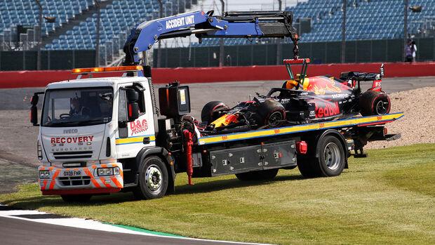 Alexander Albon - GP England 2020
