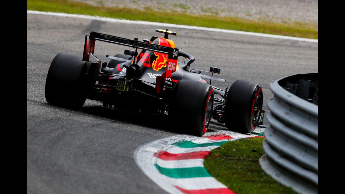 Alexander Albon - GP Italien 2019