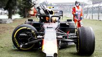 Alexander Albon - GP Japan 2019