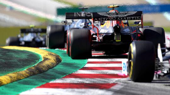 Alexander Albon - GP Österreich 2020