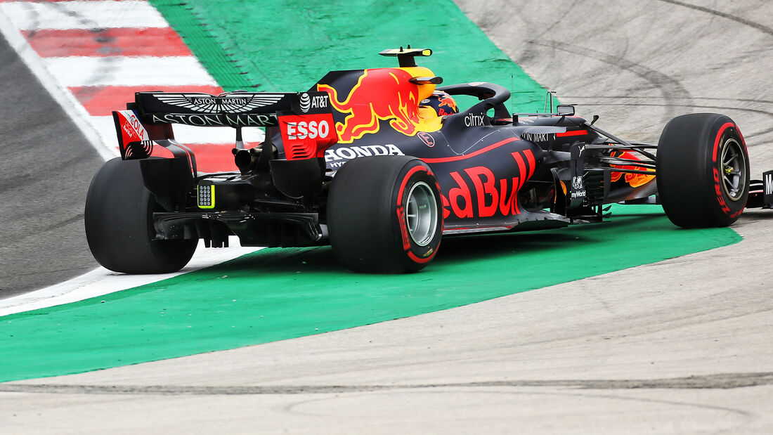 Alexander Albon - GP Portugal 2020