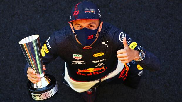 Alexander Albon - GP Toskana Mugello - 2020