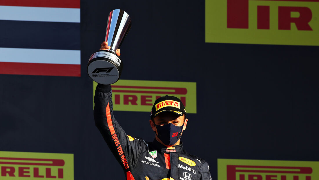 Alexander Albon - GP Toskana  - Mugello - Formel 1 - 2020