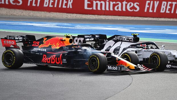 Alexander Albon - Nürburgring - Eifel Grand Prix - 2020