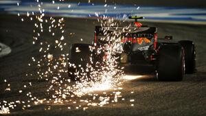 Alexander Albon - Red Bull - Formel 1 - GP Bahrain - Sakhir - Qualifikation - Samstag - 28.11.2020