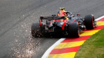 Alexander Albon - Red Bull - Formel 1 - GP Belgien - Spa-Francorchamps - 28. August 2020