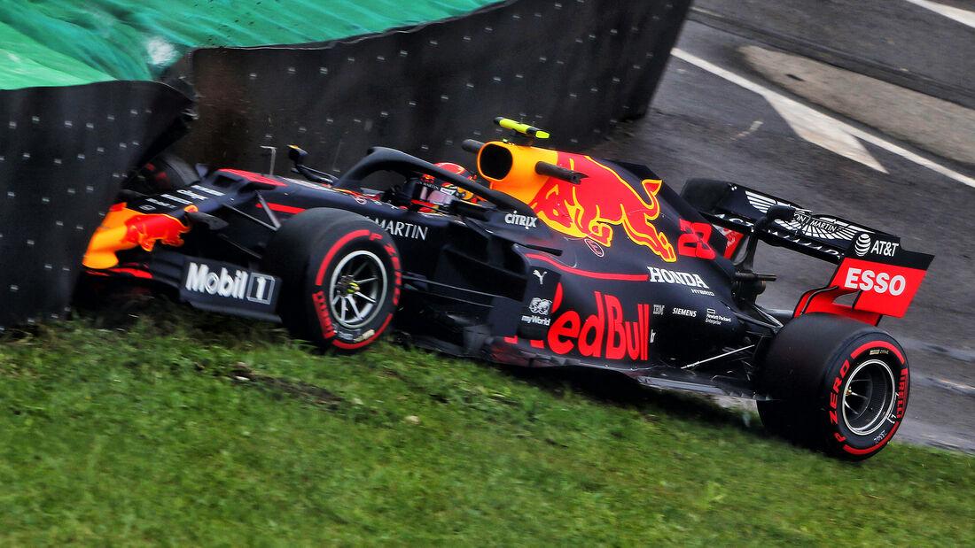 Alexander Albon - Red Bull - Formel 1 - GP Brasilien - Sao Paulo - 15. November 2019