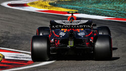 Alexander Albon - Red Bull - Formel 1 - GP Eifel - Nürburgring - Samstag - 10.10.2020