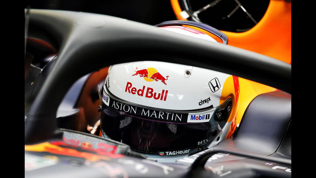 Alexander Albon - Red Bull - Formel 1 - GP Italien - Monza - 6. September 2019
