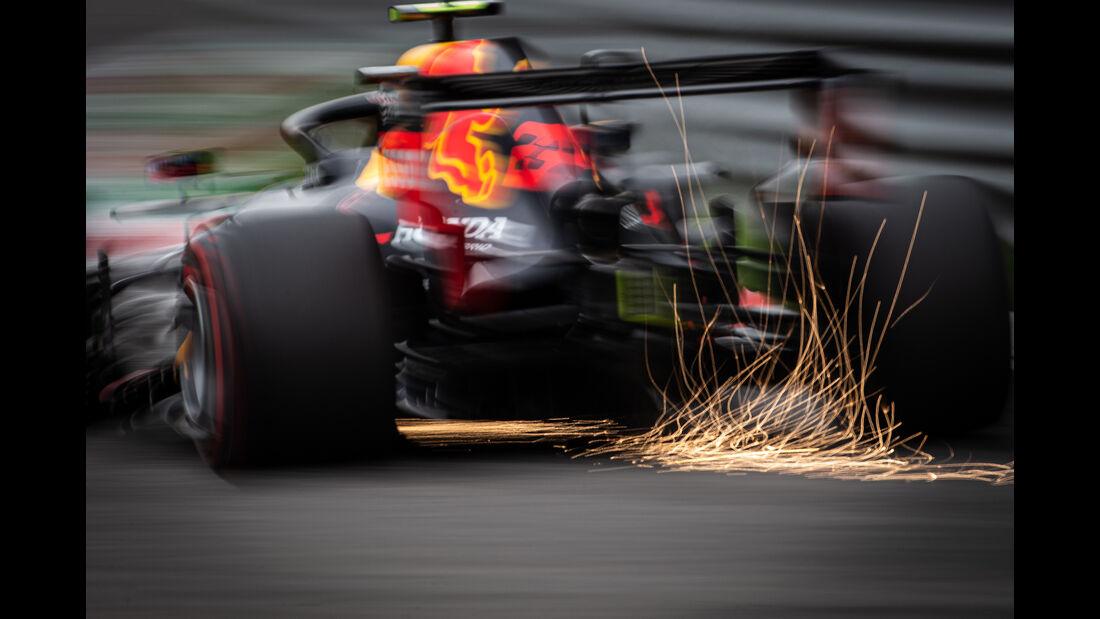 Alexander Albon - Red Bull  - Formel 1 - GP Italien - Monza - 7. September 2019