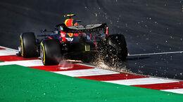 Alexander Albon - Red Bull - Formel 1 - GP Portugal - Portimao - 24. Oktober 2020