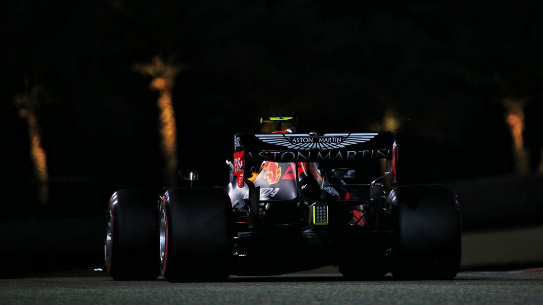 Alexander Albon - Red Bull - Formel 1 - GP Sakhir - Bahrain - Freitag - 4.12.2020