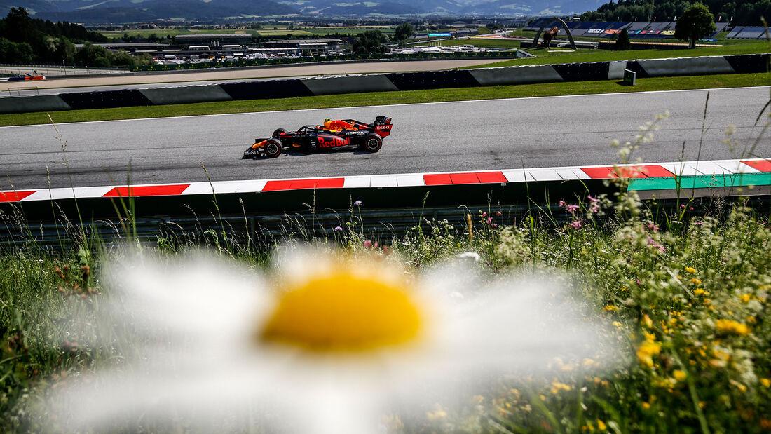Alexander Albon - Red Bull - Formel 1 - GP Steiermark - Österreich - Spielberg - 10. Juli 2020