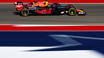 Alexander Albon - Red Bull - Formel 1 - GP USA - Austin - 1. November 2019