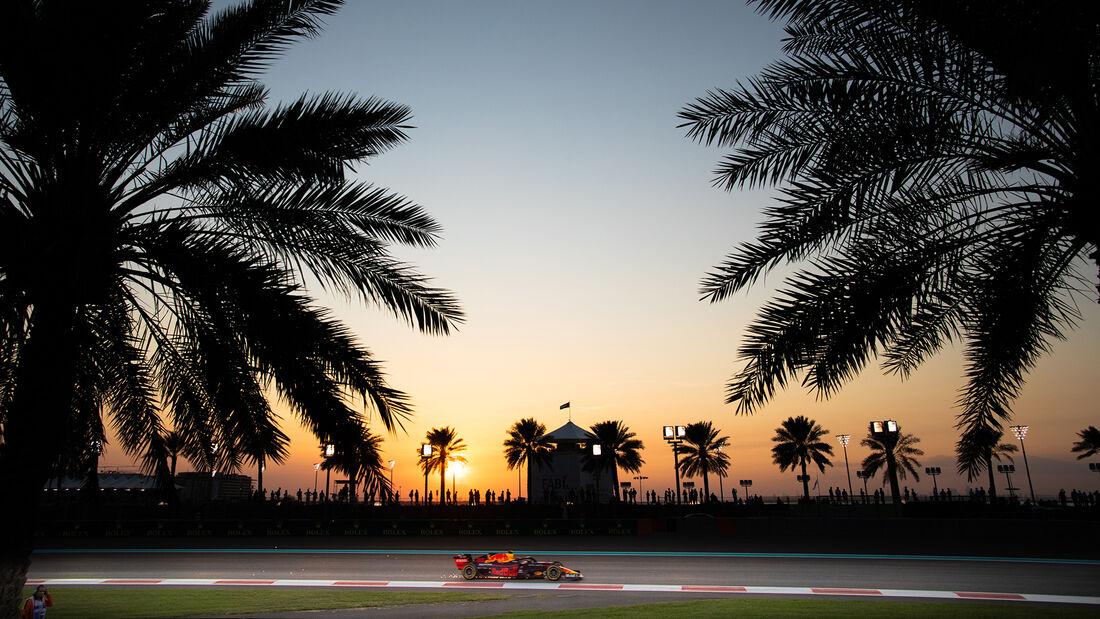 Alexander Albon - Red Bull - GP Abu Dhabi 2019