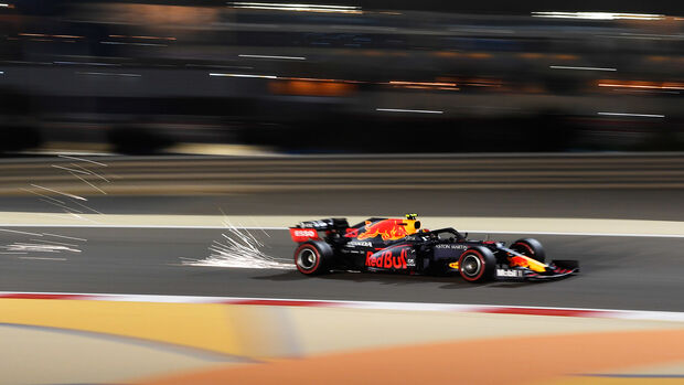 Alexander Albon - Red Bull - GP Bahrain 2020 - Sakhir