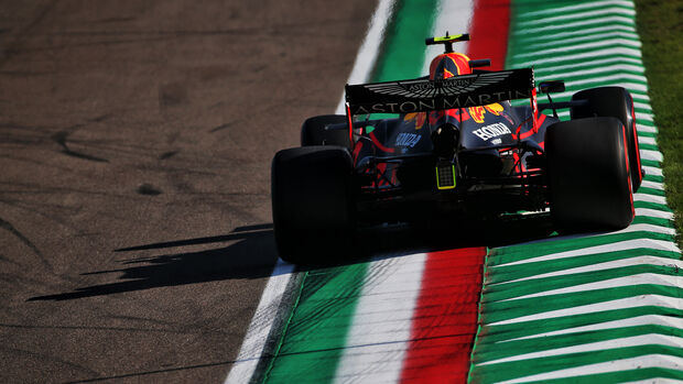 Alexander Albon - Red Bull - GP Emilia-Romagna 2020 - Imola