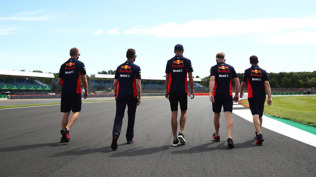 Alexander Albon - Red Bull - GP England  - Silverstone - 30. Juli 2020