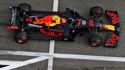 Alexander Albon - Red Bull - GP Russland 2020 - Sotschi