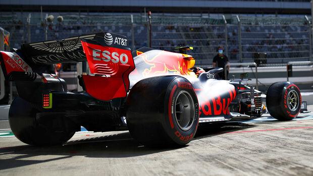 Alexander Albon - Red Bull - GP Russland - Sotschi - Formel 1 - 2020