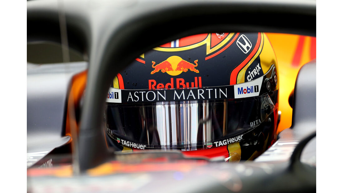 Alexander Albon - Red Bull - GP Russland - Sotschi - Formel 1 - Freitag - 27.9.2019