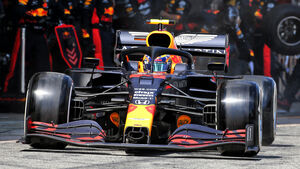 Alexander Albon - Red Bull - GP Spanien 2020 - Barcelona