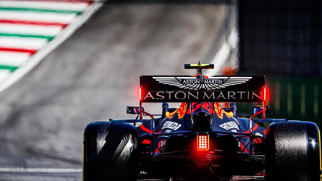 Alexander Albon - Red Bull - GP Toskana 2020 - Mugello