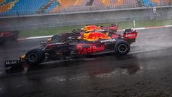 Alexander Albon - Red Bull - GP Türkei 2020 - Istanbul - Rennen