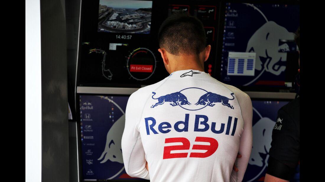 Alexander Albon - Toro Rosso - Formel 1 - GP Monaco - 23. Mai 2019