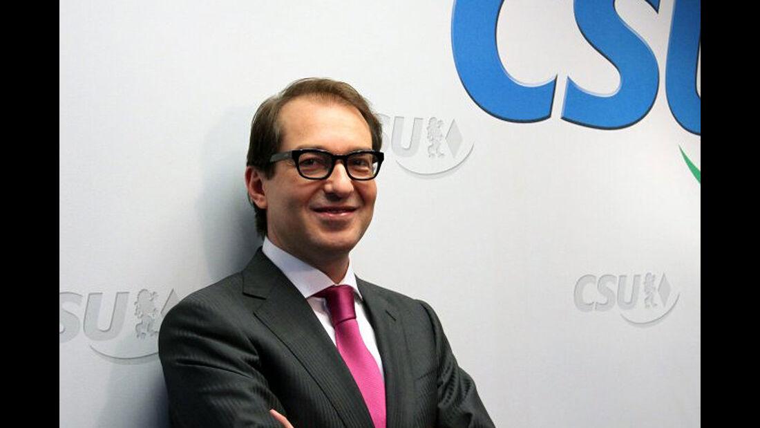 Alexander Dobrindt