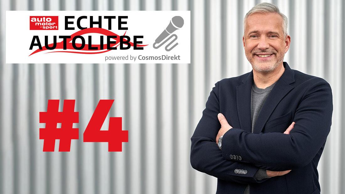 Alexander Herrmann Podcast Echte Autoliebe