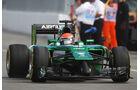 Alexander Rossi - Caterham - Formel 1 - GP Kanada - Montreal - 6. Juni 2014