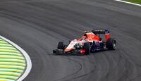 Alexander Rossi  Formel 1 - GP Brasilien- 13. November 2015