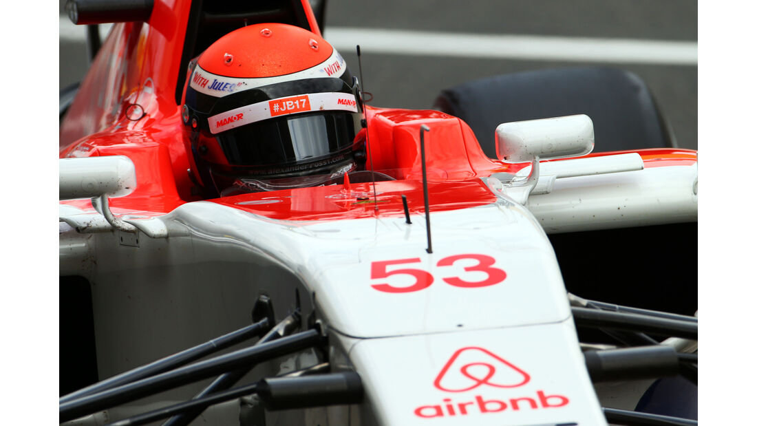 Alexander Rossi - GP Japan 2015